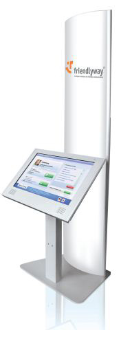 friendlyway visitor information system